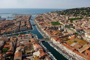 Au Coeur du Cadre Royal Partez à la découverte de Sète et du Languedoc...